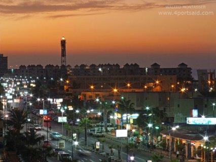 للبيع : محل بشارع الجيش وحافظ ابراهيم