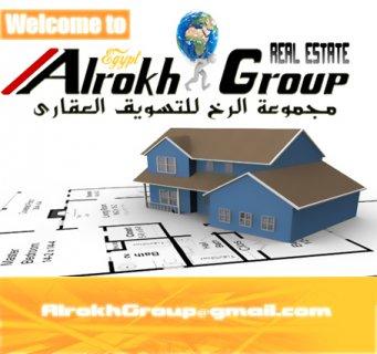 فلا للايجار بمنطقة المهندسين بمدينة برج العرب الجديدة :