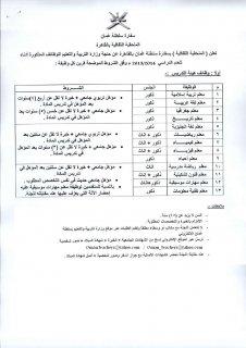 عمان للتوظيف الحكومى