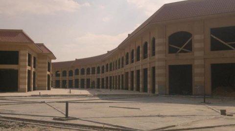 محلات للإيجار فى داماك بارك أفنيو مصر إسكندريه الصحراوى