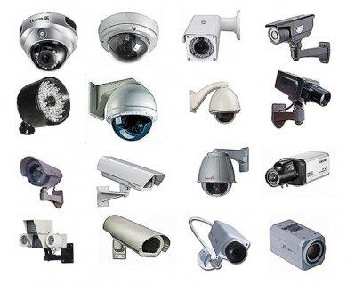 كاميرات المراققبه للشركات من ايزى سليوشن