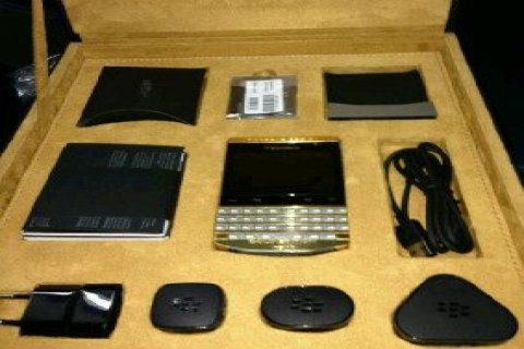 Blackberry Porsche BB 10 Dev Alpha & BB TK Victory (ADD BB PIN 2