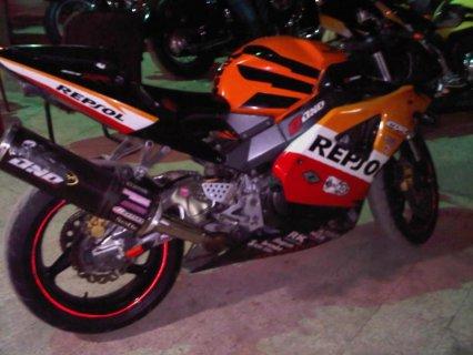 race  honda 954 rr