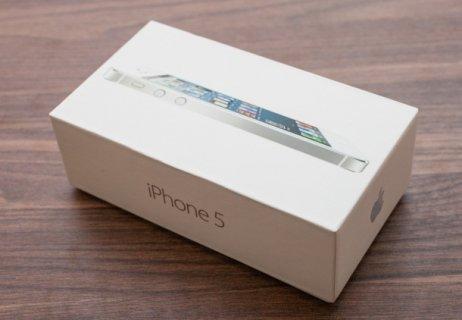 العلامة التجارية الجديدة مفتوح ابل اي فون 5 64GB