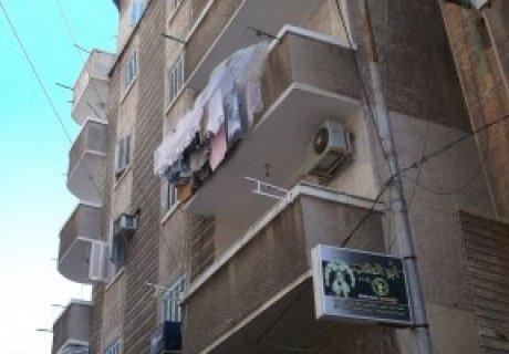 شقة بمنطقة شدس