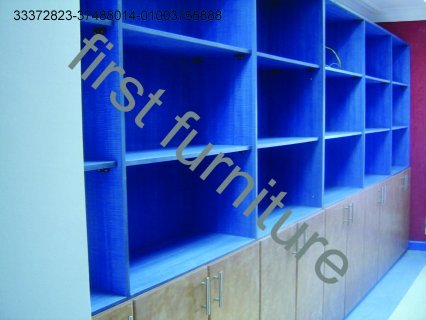 شركة فرست رائدة فى صناعة وتجارة الاثاث المكتبى 33372823
