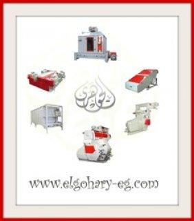 معدات تصنيع الاعلاف ايطالية