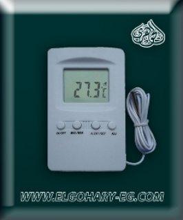 جهااز قياس درجة الحرارة