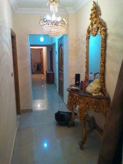 شقة 186م للبيع بحي الواحة بمدينة نصر