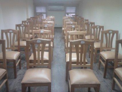 قاعات محاضرات وتدريب مكيفة للإيجار بمدينة نصر