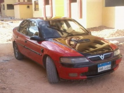 سيارة اوبل فيكترا للبيع في المعادي