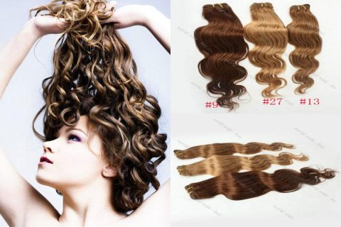 "صور For Sale : High Grade 12""-26"" Virgin Brazilian Remy Human Hair W 1"
