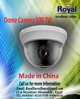 كاميرات مراقبة داخلية 500TVL