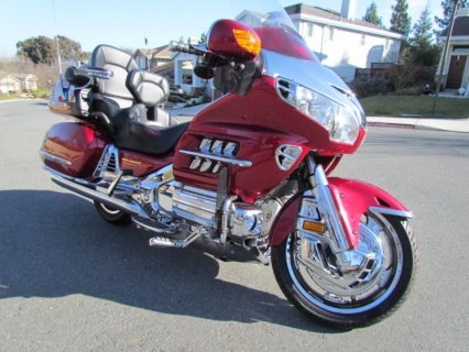 goldwing 2004 for sale