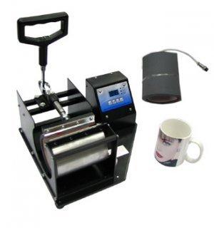 ماكينة الطباعة على المج