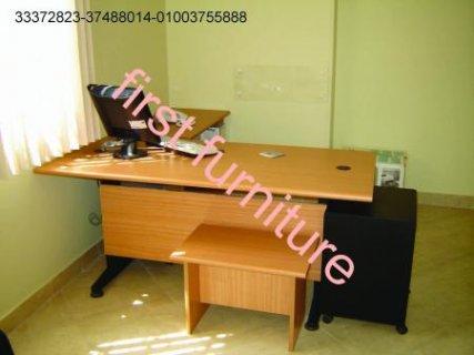مكاتب للموظفين مقاسات متعددة ، أسعار مناسبة ، بمعارض فــرســت