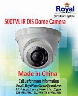 كاميرات مراقبة 500TVL  ذات رؤية ليلية