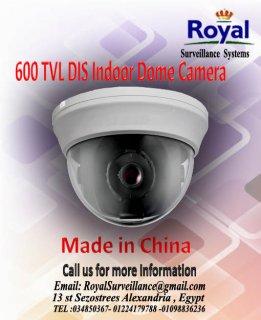 كاميرات مراقبة بدرجة وضوح للصورة 600TVL