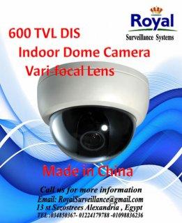 كاميرات مراقبة  600TVL بعدسات متغيرة