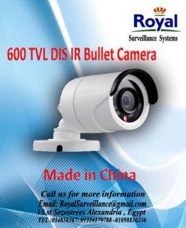 كاميرات مراقبة خارجية 600TVL  مضادة للعوامل الجوية