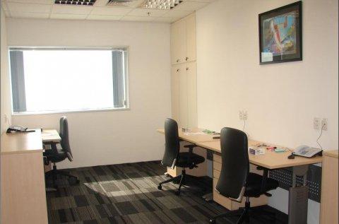 مكتب ايجار جديد بالمهندسين منطقة شارع شهاب