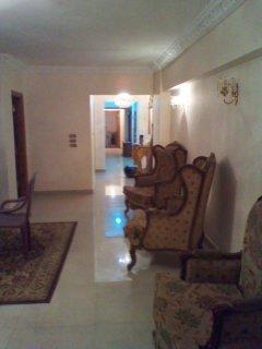 شقة 186متر للبيع بحي الواحة بمدينة نصر