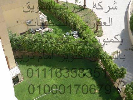 شقة للبيع  158  م  بكمبوند حى الاشجار