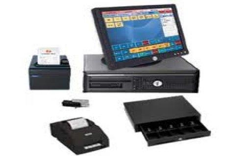 برنامج نقاط البيع مع ماكينة الكاشير