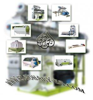 جميع معدات تصنيع الاعلاف من شركة الجوهرى