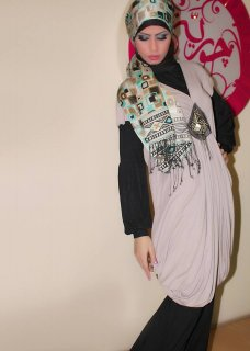 جورية ملابس محجبات تركي