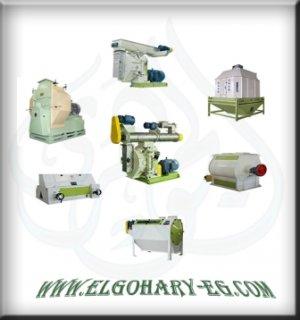 معدات صناعة الاعلاف