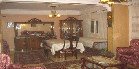 شقة ايجار جديد بالزمالك متفرعة من ش اسماعيل محمد
