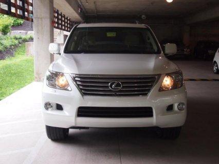 2011 Lexus LX 570 $13,000usd