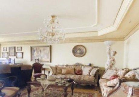 شقة مفروشة تمليك للبيع بكورنيش المعادي