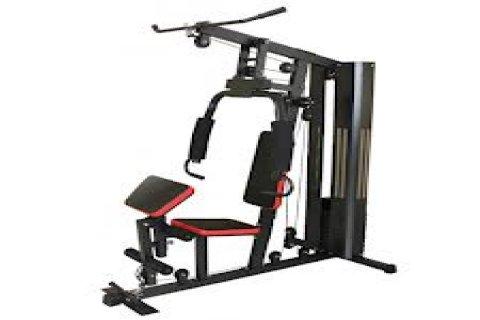 الجيم المتكامل والمثالى لتقسيم وتقوية عضلات الجسم مالتى جيم