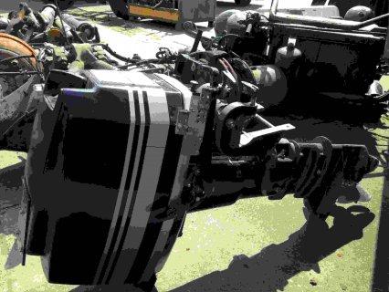 محرك زورق ماركة Tohatsu B40A يبانى بحالة جيدة جدا وارد هولندا