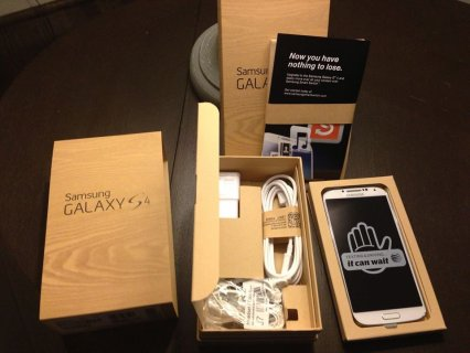 Samsung Galaxy S4 64gb
