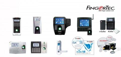 اجهزة حضور وأنصراف FingerTec