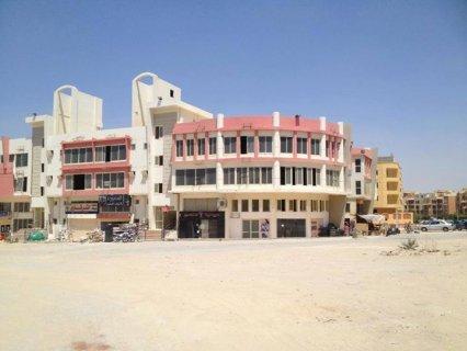 فرصة استثمارية محلات تجارية بمدينة الشيخ زايد