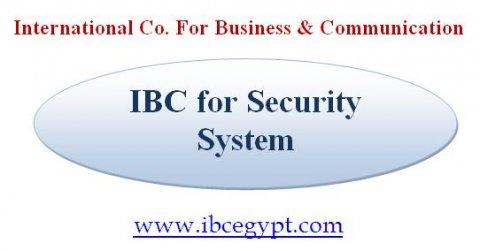 ibc للأنظمة الامنية