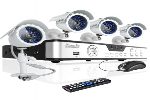 تكنولوجيا كاميرات المراقبة