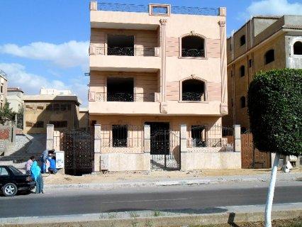 فيلا بالتجمع الخامس القاهرة الجديدة