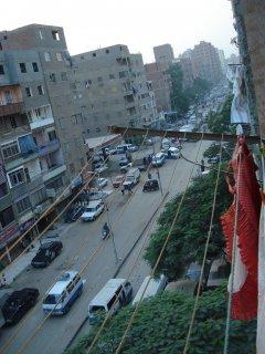 شقة تمليك مميزة بشارع احمد زكى بين دار السلام والمعادى