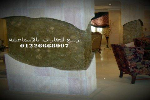 شقق مفروشة للإيجار بالإسماعيلية ismailia مكتب ربيع للعقارات