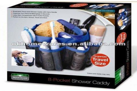 منظم أدوات الحمام