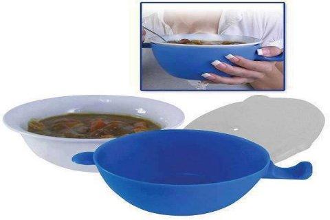 الطقم الشخصي للمؤكلات الساخنه مكون من 3 قطع
