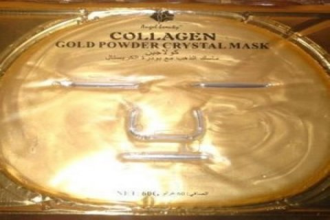 GOLD MASK 4*1
