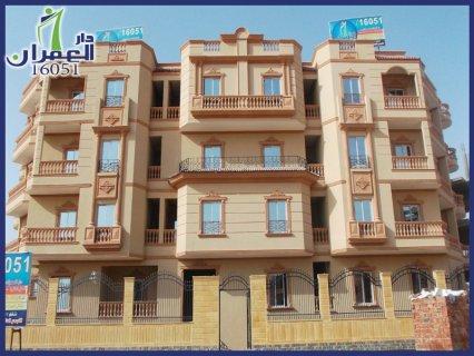 اسأل عن دار العمران لتجد شقة احلامك بمدينة الشروق