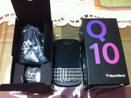New Brand  BlackBerry Q10 QWERTY 4G LTE Unlocked
