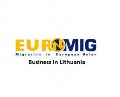 الهجرة إلى أوروبا، والهجرة رجال الأعمال إلى ليتوانيا